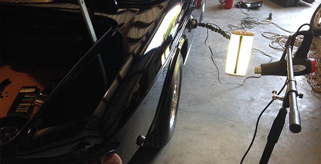 Dent Repair Chico California quality technicians
