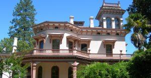bidwell mansion Chico