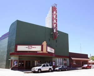 Red Bluff State Theater Downtown